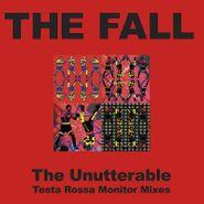 The Fall, The Unutterable: Testa Rossa Monitor Mixes (LP)