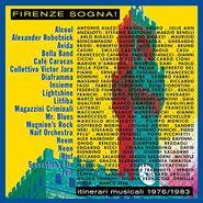 Various Artists, Firenze Sogna! Itinerari Musicali 1976 / 1983 (LP)
