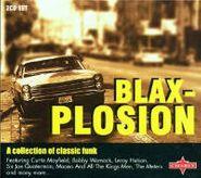 Various Artists, Blax-plosion (CD)