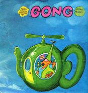 Gong, Flying Teapot (Radio Gnome Invisible Part 1) [Clear Vinyl] (LP)