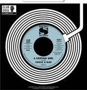 """Ernie K-Doe, A Certain Girl / Here Come The Girls (7"""")"""