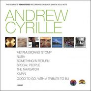 Andrew Cyrille, The Complete Remastered Recordings of Andrew Cyrille (CD)