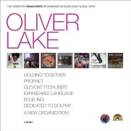 Oliver Lake, The Complete Remastered Recordings Of Oliver Lake (CD)