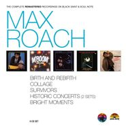 Max Roach, The Complete Remastered Recordings On Black Saint & Soul Note (CD)