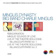 Mingus Dynasty, The Complete Remastered Recordings On Black Saint & Soul Note (CD)
