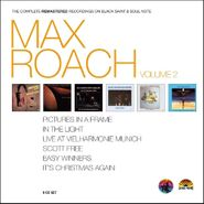 Max Roach, The Complete Remastered Recordings Vol. 2 (CD)