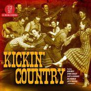 Various Artists, Kickin' Country (CD)