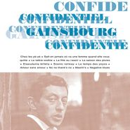 Serge Gainsbourg, Confidentiel (LP)