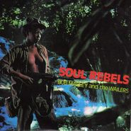 Bob Marley & The Wailers, Soul Rebels (LP)
