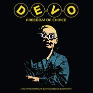 Devo, Freedom Of Choice: Live At The Orpheum Boston, 1980 (LP)
