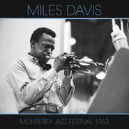 Miles Davis, Monterey Jazz Festival 1963 (LP)