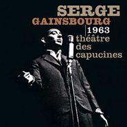 Serge Gainsbourg, Théâtre Des Capucines 1963 (LP)