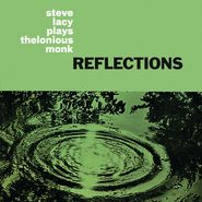 Steve Lacy, Reflections: Steve Lacy Plays Thelonious Monk (LP)