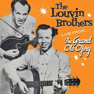The Louvin Brothers, Live From The Grand Ole Opry (CD)