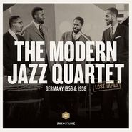 The Modern Jazz Quartet, The Lost Tapes: Germany 1956-1958 (CD)