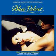 Angelo Badalamenti, Blue Velvet [OST] [Colored Vinyl] (LP)