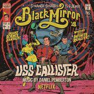 Daniel Pemberton, Black Mirror: USS Callister [OST] [Record Store Day Red Vinyl] (LP)