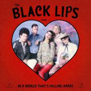 Black Lips, Sing In A World That's Falling Apart [Red Vinyl] (LP)