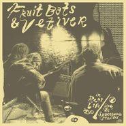 Fruit Bats, In Real Life: Live At Spacebomb Studios (LP)