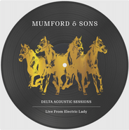 "Mumford & Sons, Delta Acoustic Sessions: Live From Electric Lady [Record Store Day Picture Disc] (10"")"