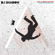 DJ Shadow, Live In Manchester: The Mountain Has Fallen Tour (CD)