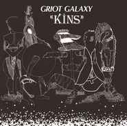 Griot Galaxy, Kins [Record Store Day Splatter Vinyl] (LP)