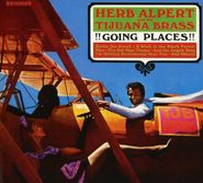 Herb Alpert & The Tijuana Brass, Going Places (CD)