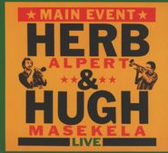 Herb Alpert, Main Event Live (CD)