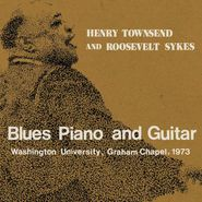 Henry Townsend, Blues Piano And Guitar: Washington University, Graham Chapel, 1973 (CD)