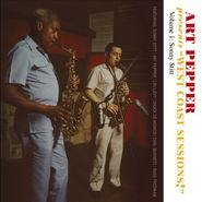 "Art Pepper, Art Pepper Presents ""West Coast Sessions!"" Volume 1: Sonny Stitt (CD)"