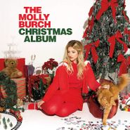 Molly Burch, The Molly Burch Christmas Album [Gold Vinyl] (LP)