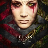 Delain, The Human Contradiction [Deluxe] (CD)