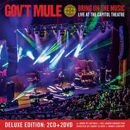 Gov't Mule, Bring On The Music: Live At The Capitol Theatre Vol. 1 (LP)
