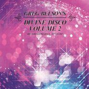 Various Artists, Greg Belson's Divine Disco Vol. 2: Obscure Gospel Disco 1979-1987 (CD)
