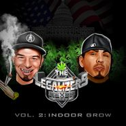 Baby Bash, The Legalizers Vol. 2: Indoor Grow (CD)