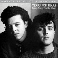 Tears For Fears, Songs From The Big Chair [MFSL] (LP)