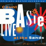 Count Basie, Live At The Sands (Before Frank) [MFSL] (LP)