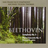 Ludwig van Beethoven, Beethoven: Symphony No. 5 / Piano Concerto No. 4 [SACD Hybrid] (CD)