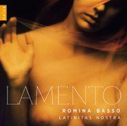 Romina Basso, Romina Basso - Lamento (CD)