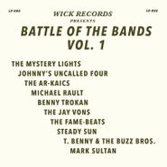 Various Artists, Wick Records Presents Battle Of The Bands Vol. 1 [Record Store Day Swirl Vinyl] (LP)