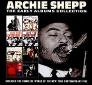 Archie Shepp, The Early Albums Collection (CD)