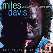 Miles Davis, Chicago Jazz Festival 1990 (CD)
