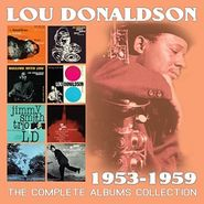 Lou Donaldson, The Complete Albums Collection 1953-1959 (CD)