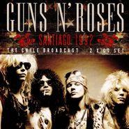 Guns N' Roses, Santiago 1992 (CD)