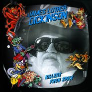 James Luther Dickinson, Killers From Space (CD)