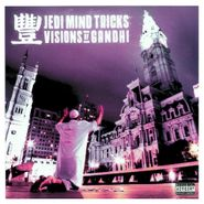 Jedi Mind Tricks, Visions Of Gandhi [Record Store Day Clear Vinyl] (LP)