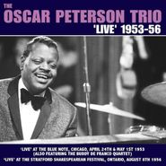 Oscar Peterson Trio, 'Live' 1953-56 (CD)