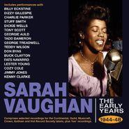 Sarah Vaughan, The Early Years 1944-48 (CD)