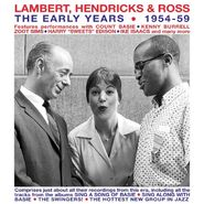 Lambert, Hendricks & Ross, The Early Years: 1954-59 (CD)