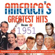 Various Artists, America's Greatest Hits 1951 Vol. 2 (CD)